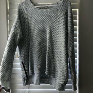 Madewell Sweaters - Madewell Sweater w/ side zippers